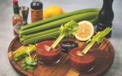 Bloody Mary med tomatsill